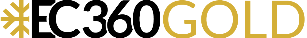 EC360® GOLD Logo